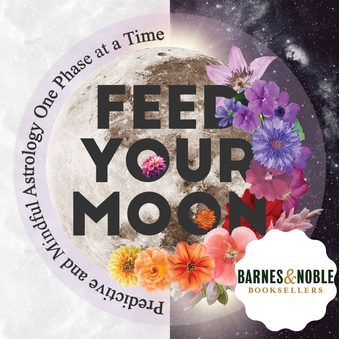 Feed Your Moon Book Has Landed