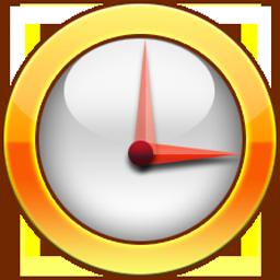 Clock Icon Crystal B Astrology