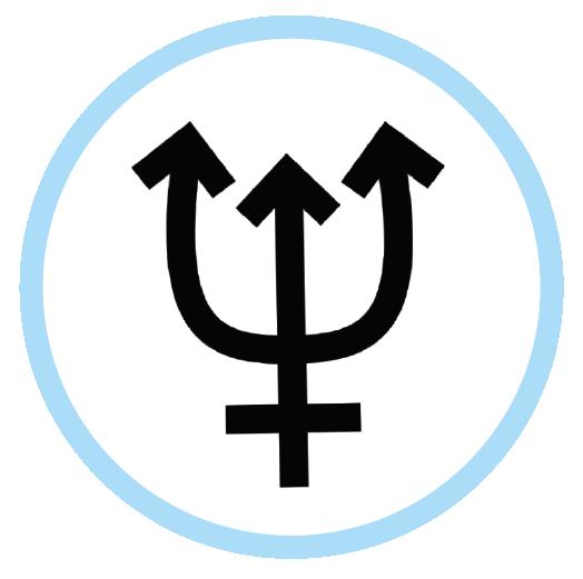Uranus Greek God Pisces Astrology Zodia...