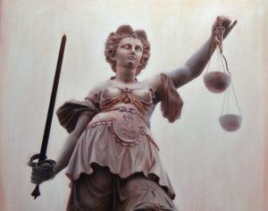 Lady Justice by GenieMelisande