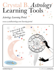 Print a Copy of Crystal B.'s Learning Tools