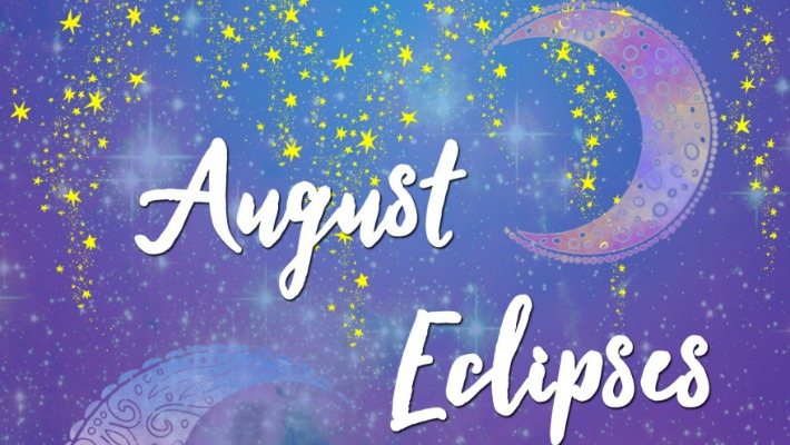 August 2017 Astrology: Eclipse Season Has Arrived