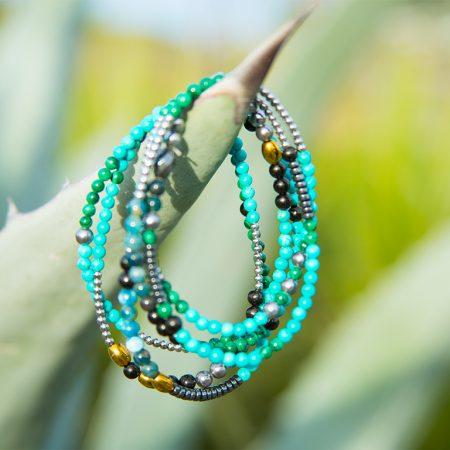 Aquarius astrology jewelry
