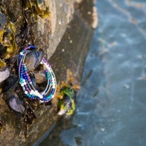 Pisces crystals astrology jewelry
