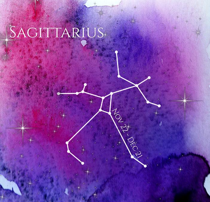 Happy Birthday Sagittarius: November 22-December 21 2018