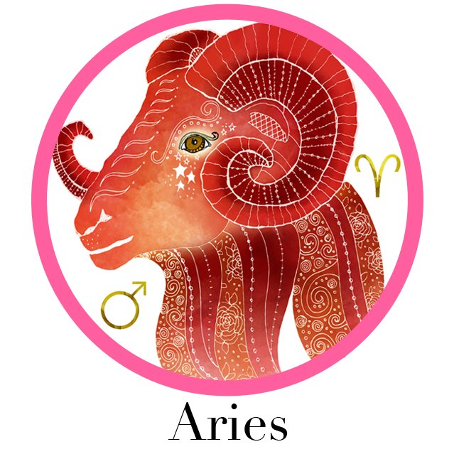 aries horoscopes, zodiac info, and crystal astrology jewelry