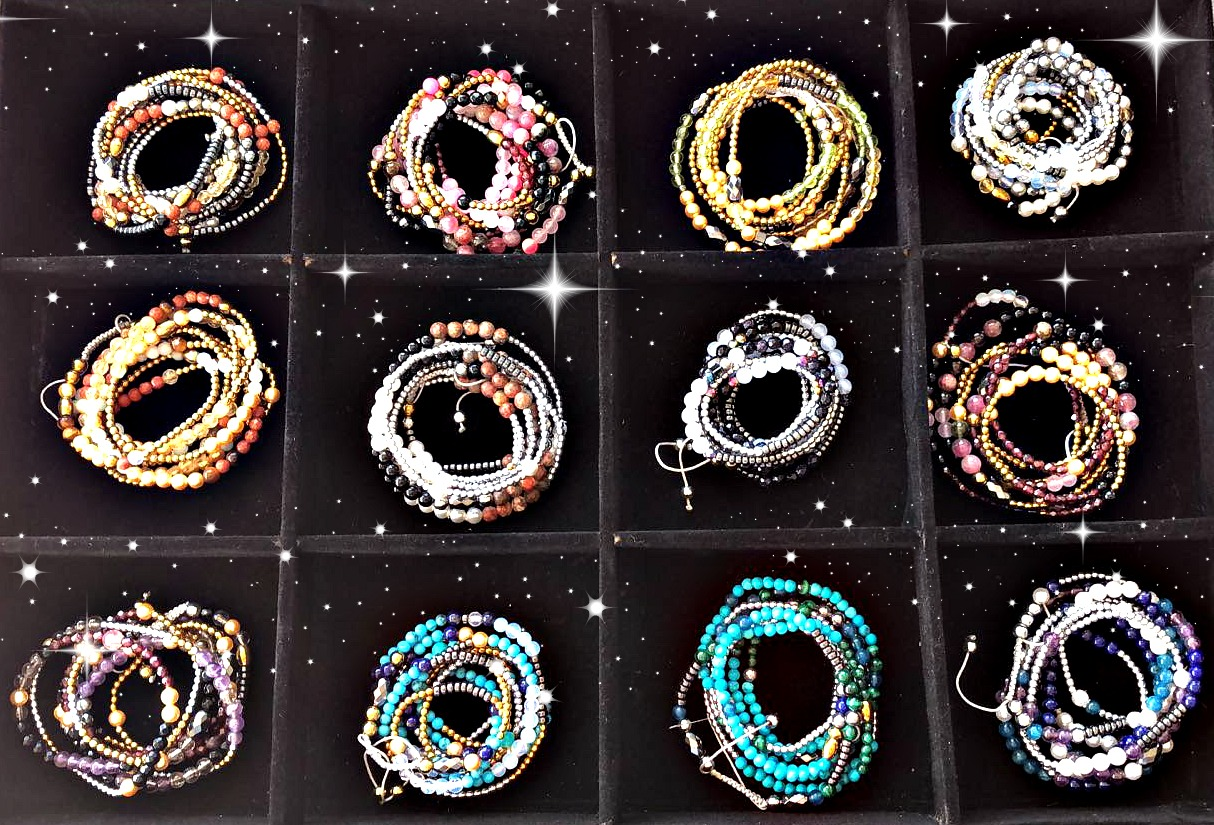 Astro Jewels, Crystals Astrology Jewelry by sign and date