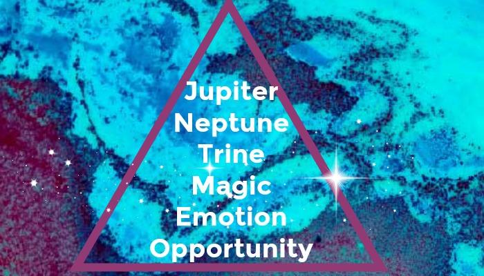 Jupiter Neptune Trine May 25 2018: Magic in the Air