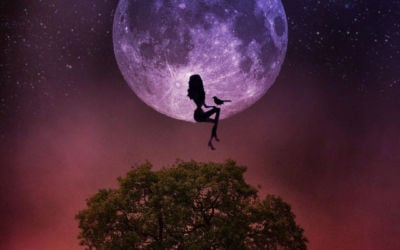 September 2018 Full Moon in Aries