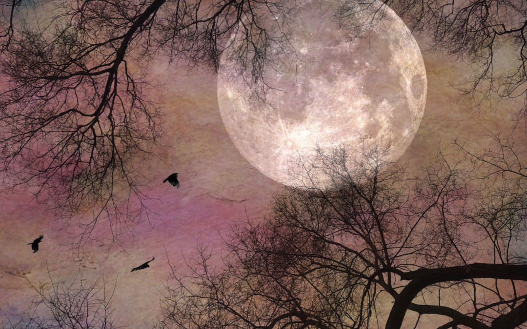 On the Brink with the April Full Moon: April 19 2019