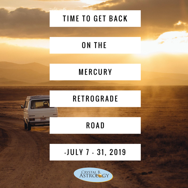 Mercury Retrograde in Leo and Cancer: July 7-31 2019