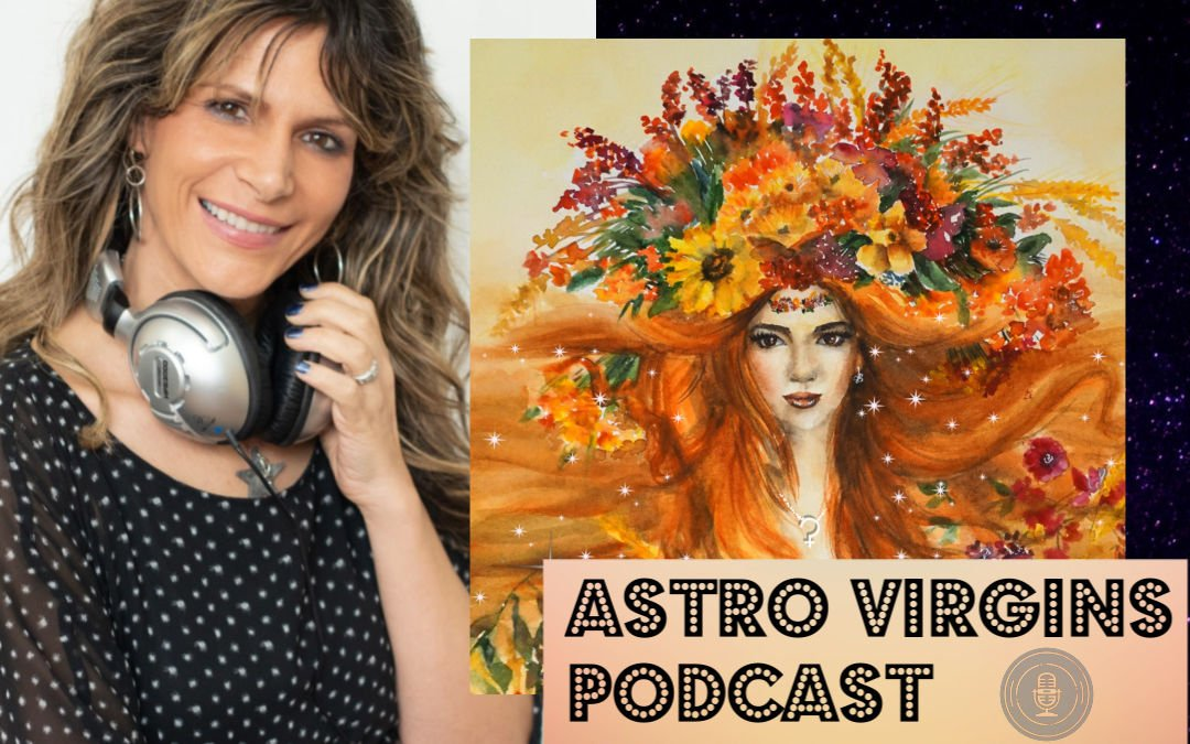 Astro Virgins Podcast Episode 17: Meet Asteroid Ceres and Learn About Her Powerful Connection to 2020