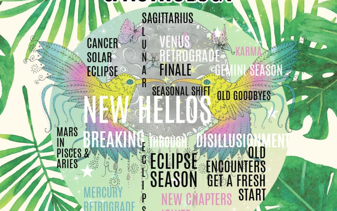 June 2020 Horoscopes and Astrology