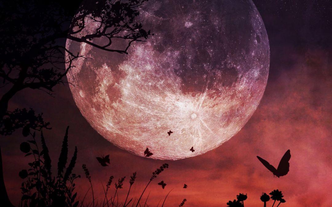May Super Full Moon in Scorpio: May 7 2020