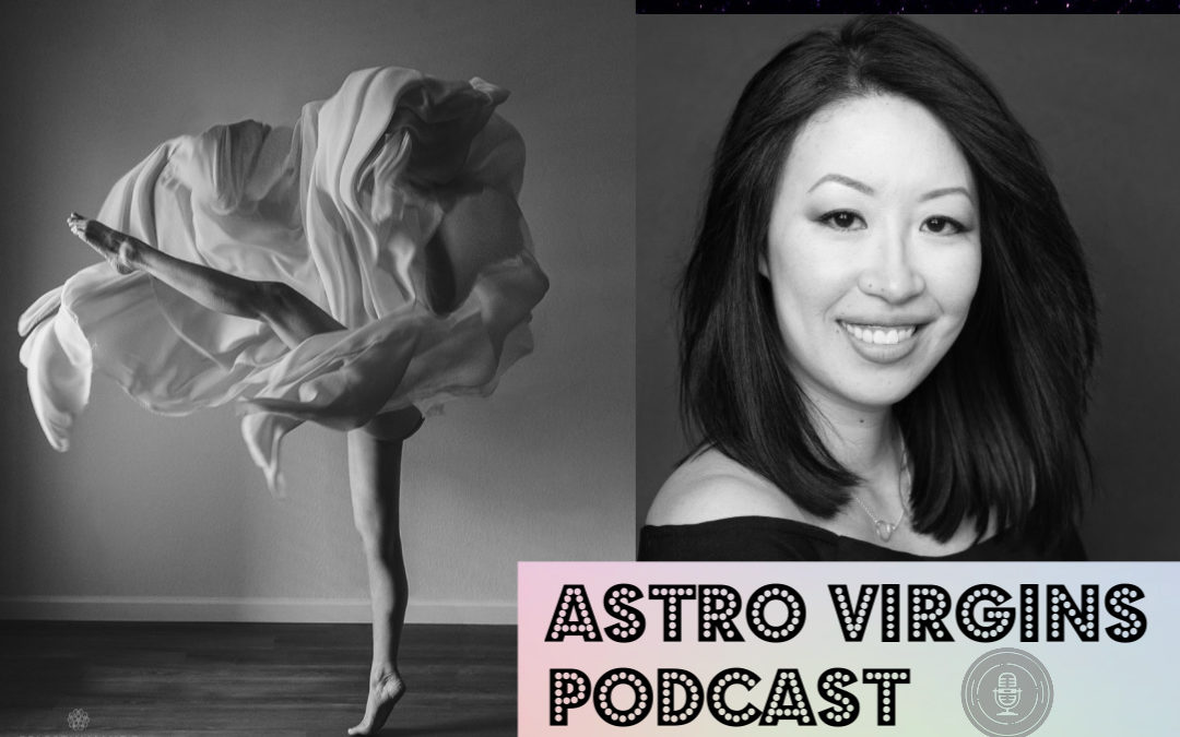 Astro Virgins Podcast Episode 19: Talking Astrology with NJ Photographer Celestina Ando