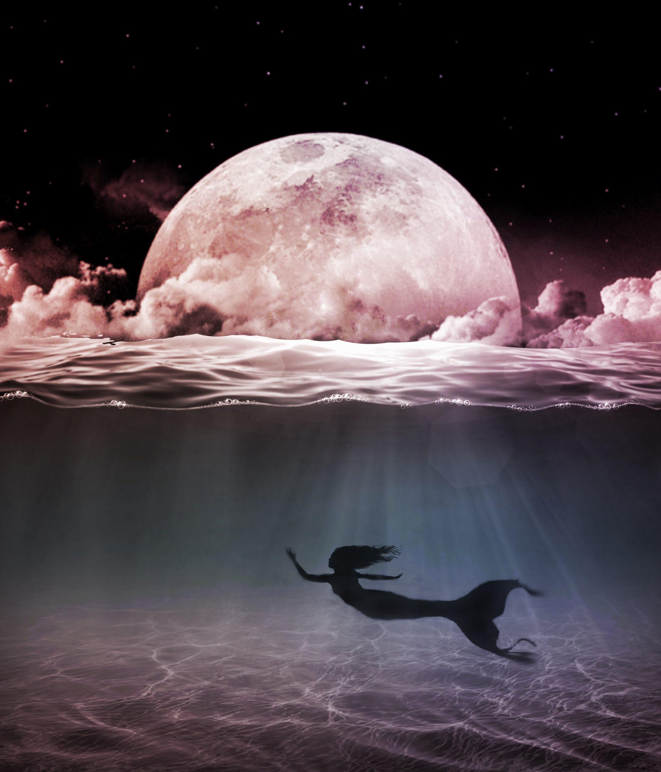 Luna PIena in Pesci
