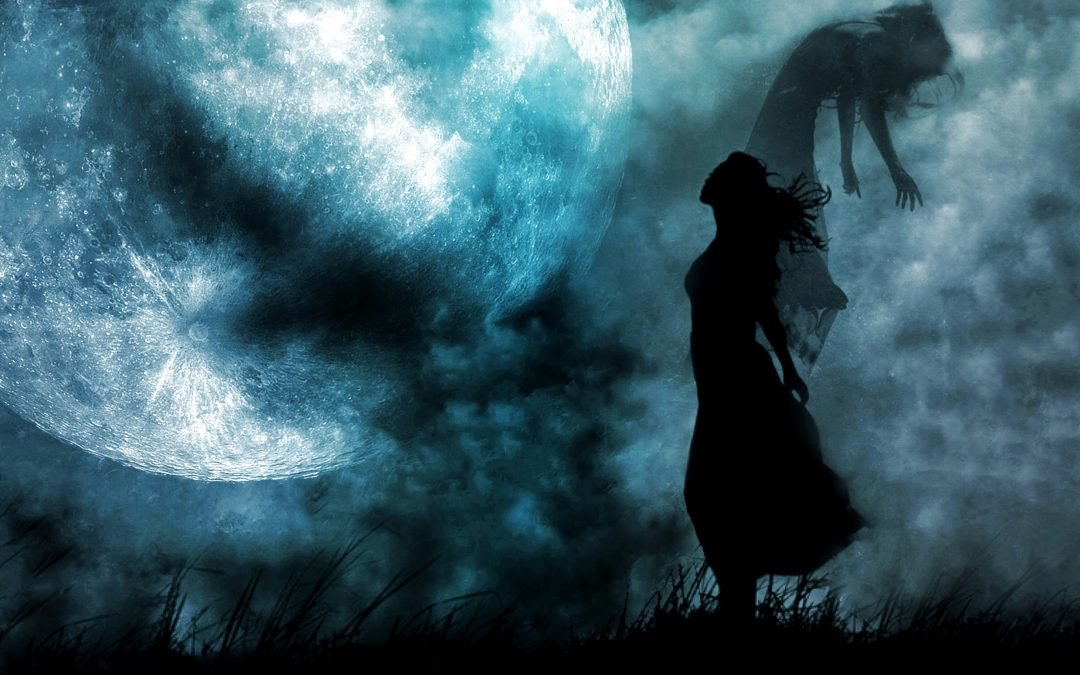 The Astrology Behind October's Rare Halloween Blue Full Moon in Taurus