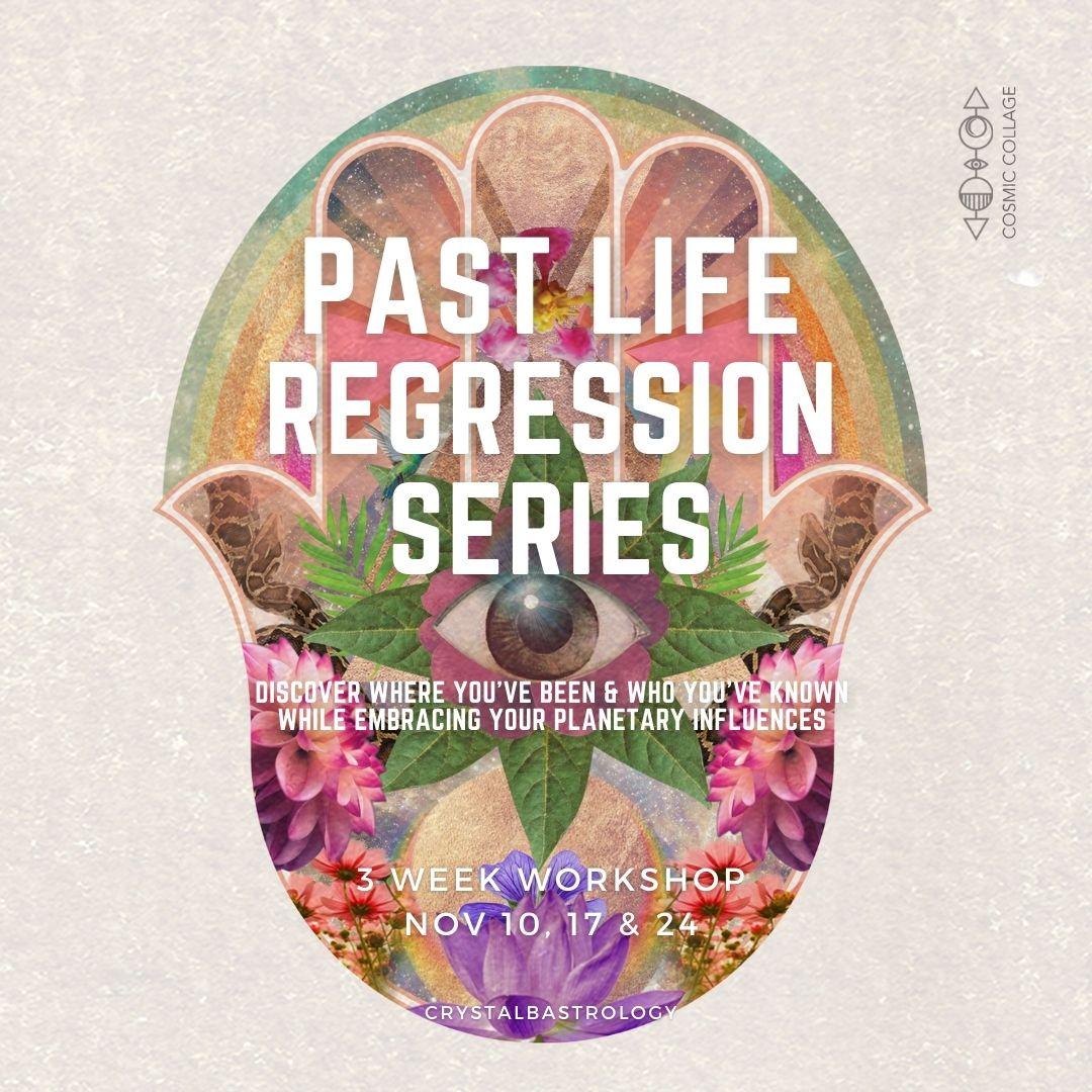 Past Life Regression Class Series – November 2020