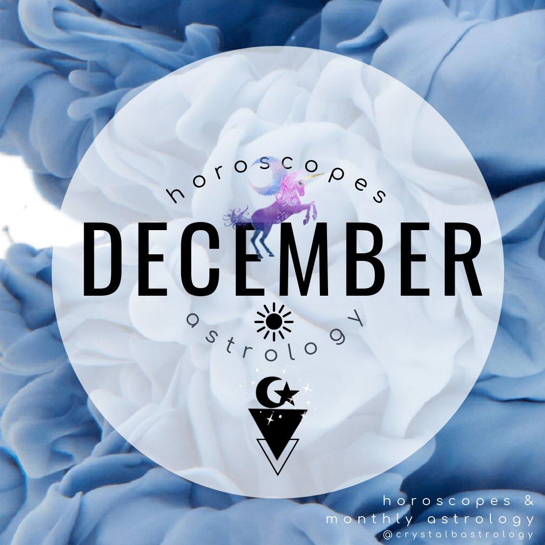 December 2020 Horoscopes and Astrology