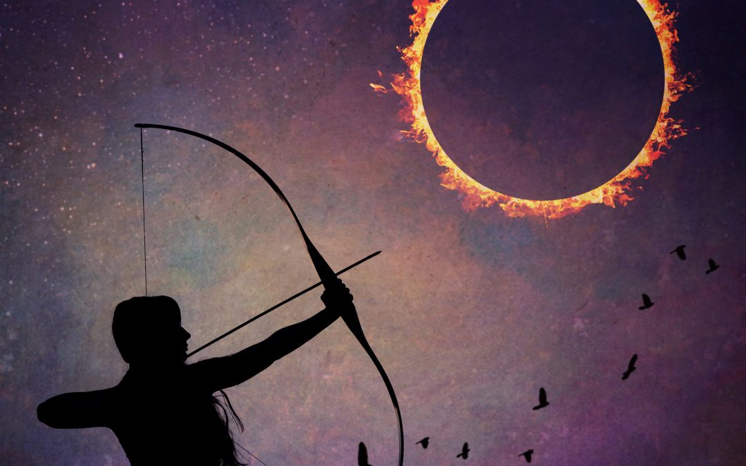 New Beginnings and Opportunity Ignite: December Total Solar Eclipse in Sagittarius December 14 2020