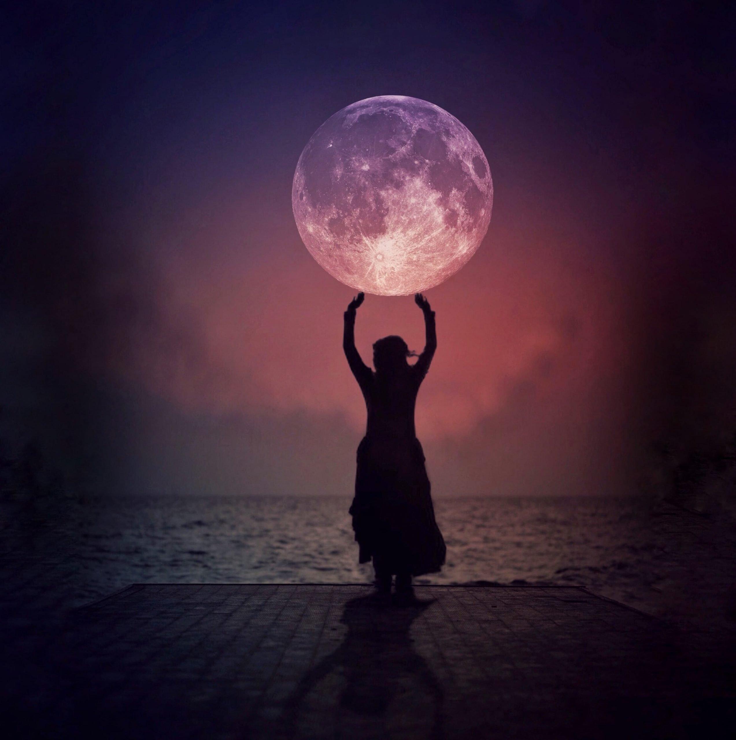 February Virgo Full Moon 2021 - Crystal B. Astrology