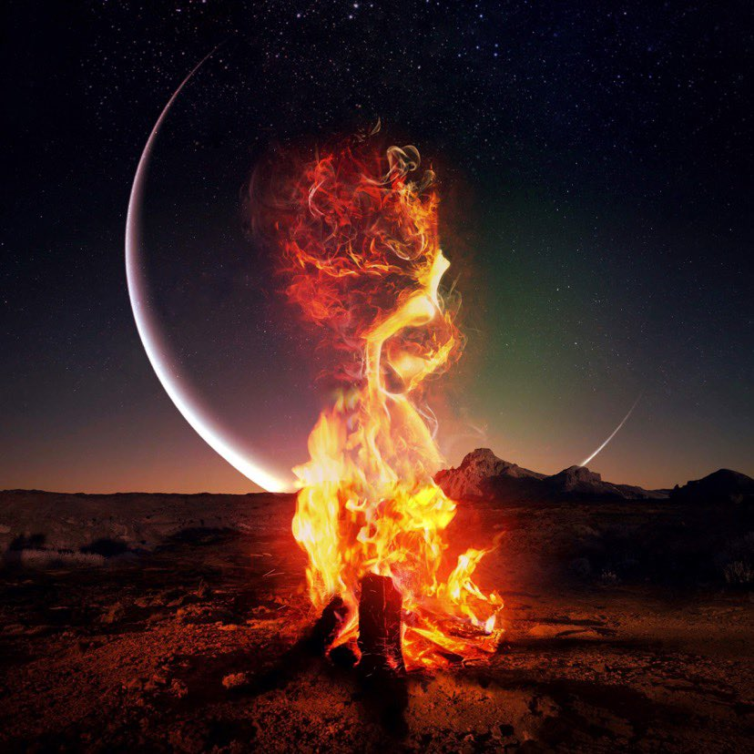 Light it Up with the Aries April New Moon: April 11 2021
