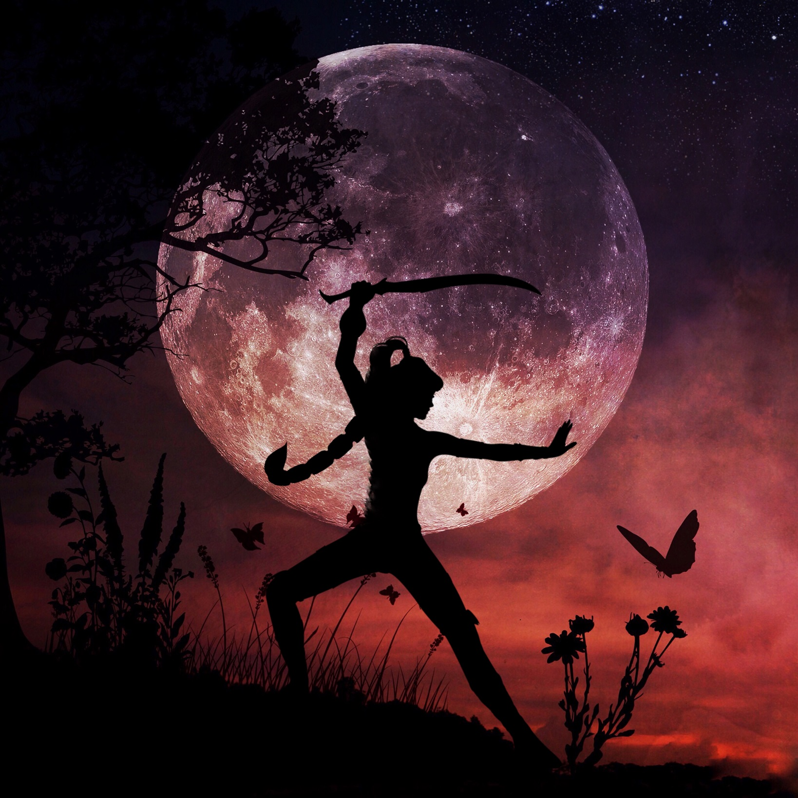 Becoming Unstuck with the Scorpio Super Full Moon: April 26 2021