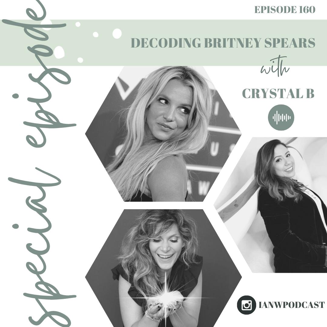 Decoding Britney Spears on the I Am Awake Podcast