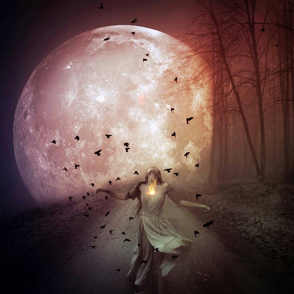 October Full Moon in Aries: October 20 2021